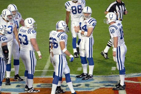 Colts and Peyton Manning